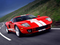 Download Free Ford Screensaver- Ford GT