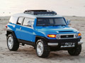 Download Free Toyota Screensaver- Toyota FJ Cruiser